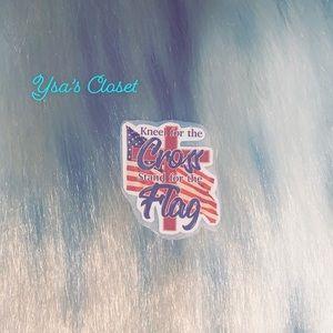 Homemade Patriotic Sticker 🇺🇸❤️